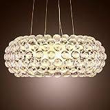 LightInTheBox Moderne Pendelleuchte Foscarini Design Glühbirne, inklusive 1Leuchtmittel, Deckenlampe, Max 200W, Transparenter Lampenschirm aus Acryl