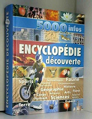 Encyclopédie découverte : 5000 infos