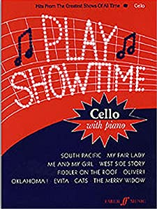 Play Showtime: (Cello and Piano) (Faber Edition)