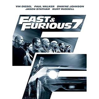 Fast & Furious 7 (4K UHD)