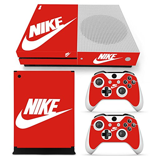 nike-logo-microsoft-xbox-one-s-decal-skin-cover-stickers-for-console-and-2-controllers