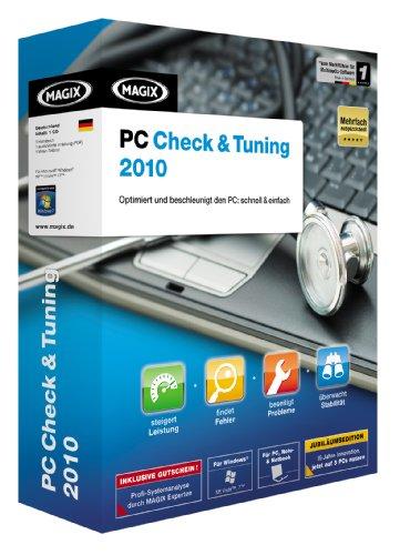 MAGIX PC Check & Tuning 2010