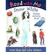 Snow White Activity Book (Read With Me)