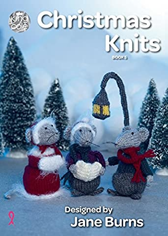 King Cole Christmas Knits Book 5 by Jane Burns