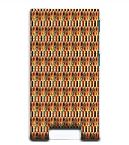 Fuson Designer Back Case Cover for Apple iPod Nano (7th Gen) :: Apple iPod 7 :: Apple iPod Nano 7th Generation ( Ethnic Pattern Patterns Floral Decorative Abstact Love Lovely Beauty )