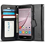 J&D Case Compatible for Huawei Nova Case, [Wallet Stand]