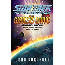 Genesis Wave: Book One (Star Trek: The Next Generation) (English Edition)