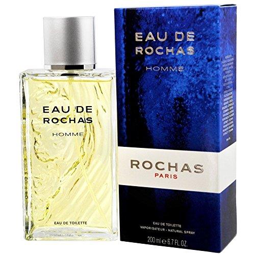 EAU ROCHAS HOMME edt vapo 200 ml