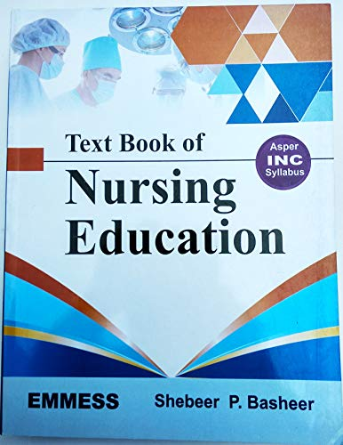 TEXT BOOK OF NURSING EDUCATION