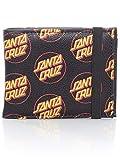 Portefeuille À Deux Volets Santa Cruz Other Dot Noir (Default, Noir)
