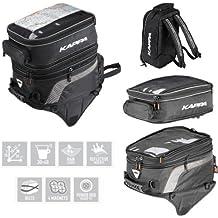 Bolso mochila de depósito Kappa lh201 universal con imanes y correas para ...