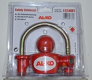 1 x ALKO compact antivol universel pour kugelkupplung