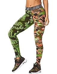 Zumba Fitness Switch it Up Legging Madame Pantalons