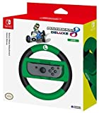 Hori Mario Kart 8 Deluxe - Luigi Racing Wheel - Controller forNintendo Switch