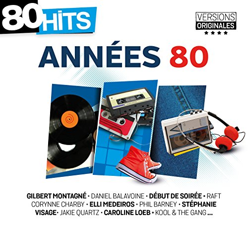 80 Hits Années 80