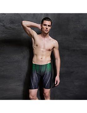 Lelefish hombres cortos de natac