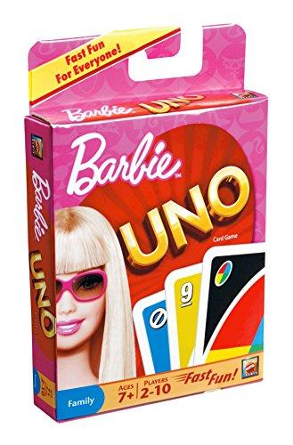 Mattel T8236 - UNO Barbie gioco di carte