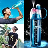 Stylish Plastic Water Bottle for Outdoor, Bicycle Cycling, Sports and Gym 600ml (Multi Colour)