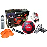 Best Football Goals - Speed Up 6 Piece Complete Football Training Set Review