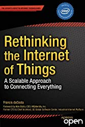 Apress is proud to announce that Rethinking the Internet of Things was a 2014 Jolt Award Finalist, the highest honor for a programming book. And the amazing part is that there is no code in the book.   Over the next decade, most devices connected ...