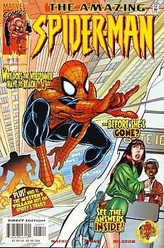 The Amazing Spiderman Vol. 2 # 13 (Amazing Spider-man Vol 2)