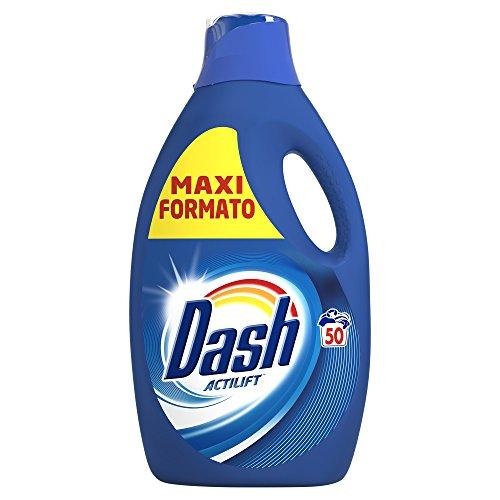 Dash Detersivo Liquido, 50 Lavaggi