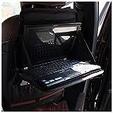 LH Car Wheel Tray für Laptop und Food Steering Radablett, Convenient Storage/spart Platz für Reisen und Arbeiten