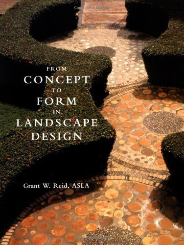 From Concept to Form: In Landscape Design by Grant W. Reid FASLA (1993-05-20)