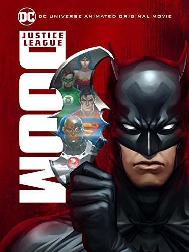 Justice League: Doom [OmU] - Justice Batman-digital