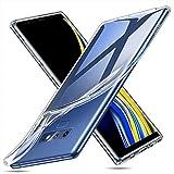 ESR Coque pour Samsung Note 9, Coque Galaxy Note9 Silicone, Samsung Galaxy Note 9 Coque Transparente Silicone Gel TPU Souple pour Samsung Galaxy Note 9 (2018) (Série Jelly, Transparent)