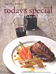 Today's Special by Anthony Demetre (2008-09-05)