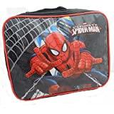 Spiderman Ultimate Character Rectangle Lunch Bag