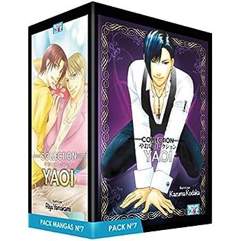 Boy's Love Collection - Pack n°7 - Manga Yaoi (5 tomes)