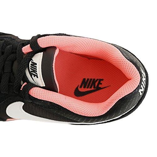 Nike  Wmns Md Runner 2, Chaussures de sport femme schwarz - weiß - rosa