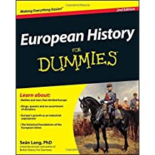 European History For Dummies by Seán Lang (2011-01-21)