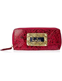 Holii Women's Wallet (Red)