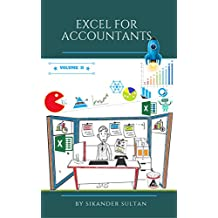 EXCEL FOR ACCOUNTANTS: VOLUME II (English Edition)