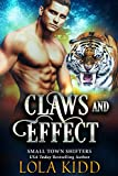 Claws and Effect (Small Town Shifters Book 1) (English Edition)