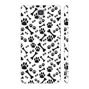 Enthopia Designer Hardshell Case Dog N The Bone Back Cover for Xiaomi MI4