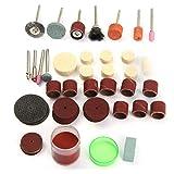 Drehwerkzeug Zubehörteil Kit Set Dremel Kompatibel Praktisch Carving Grinding Polieren Werkzeug Kit - 105 Stück