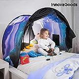 InnovaGoods Kinder Zelt für Betten, Mehrfarbig, 227x 1x 70cm
