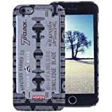 Fairbunny Vodex Printed Hard Back Cover for Apple iPhone 5/5s/SE and Apple iPhone 5S.