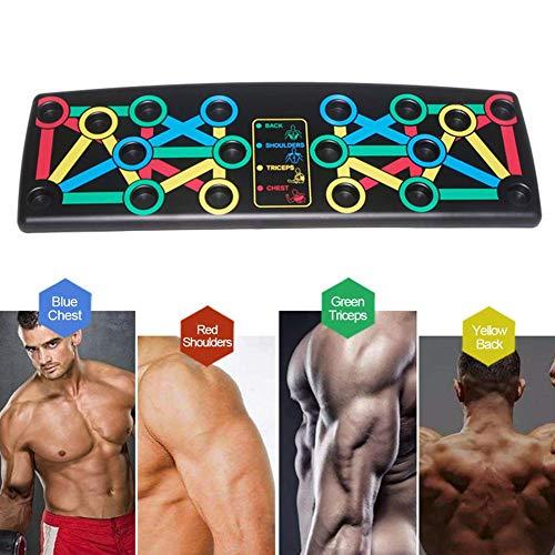 Adminitto88 Soportes Flexiones - Push Up Rack Fitness
