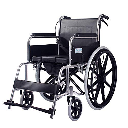 Wheelchair Kommoder Mobil Stuhl WC Stuhl mit