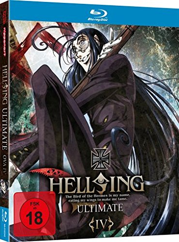 Hellsing Ultimative OVA (Re-Cut) Vol. 4 (Mediabook) [Blu-ray]