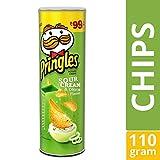 #5: Pringles Potato Chips, Sour Cream and Onion, 110g