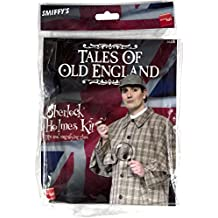 Smiffy's Tales of Old England Sherlock Holmes Kit (disfraz)