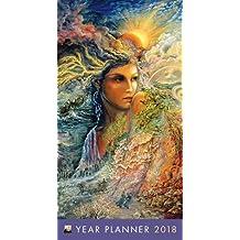 Josephine Wall - Celestial Journeys (Planner 2018)