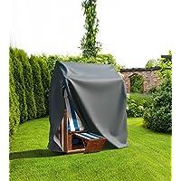 """d-c-fix ® """"Jardin Premium Grande Tonnelle Housse de siège double 170/135x 155cm x 105cm"""