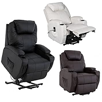 Cavendish dual motor electric riser and recliner chair - choice of colours (Brown) Amazon.co.uk Health u0026 Personal Care  sc 1 st  Amazon UK & Cavendish dual motor electric riser and recliner chair - choice of ... islam-shia.org